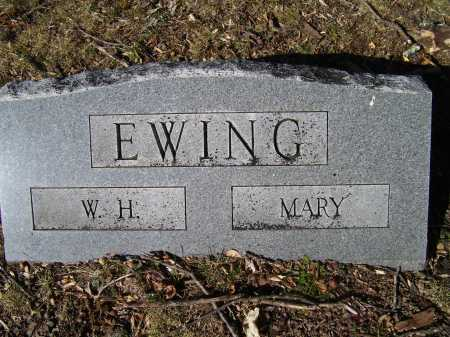 EWING, MARY - Scioto County, Ohio | MARY EWING - Ohio Gravestone Photos