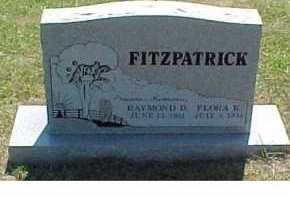 FITZPATRICK, RAYMOND D. - Scioto County, Ohio | RAYMOND D. FITZPATRICK - Ohio Gravestone Photos