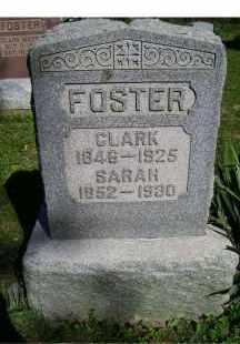 FOSTER, SARAH - Scioto County, Ohio | SARAH FOSTER - Ohio Gravestone Photos