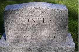 FOSTER, NANCY - Scioto County, Ohio | NANCY FOSTER - Ohio Gravestone Photos