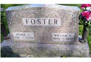 FOSTER, MABEL A. - Scioto County, Ohio | MABEL A. FOSTER - Ohio Gravestone Photos