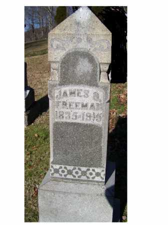 FREEMAN, JAMES G. - Scioto County, Ohio | JAMES G. FREEMAN - Ohio Gravestone Photos