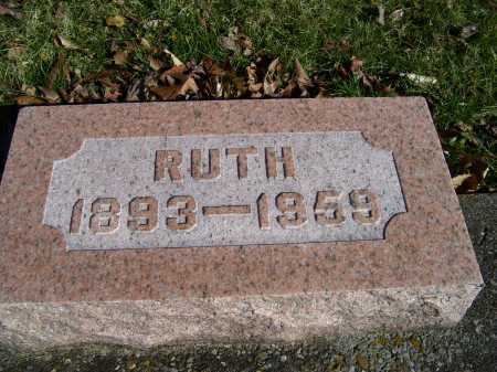 FREEMAN, RUTH - Scioto County, Ohio | RUTH FREEMAN - Ohio Gravestone Photos