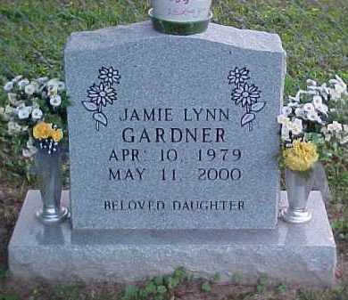 GARDNER, JAMIE LYNN - Scioto County, Ohio | JAMIE LYNN GARDNER - Ohio Gravestone Photos