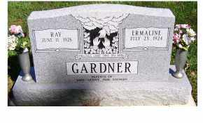 GARDNER, EARL RAY - Scioto County, Ohio | EARL RAY GARDNER - Ohio Gravestone Photos
