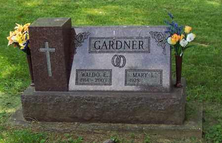 GARDNER, WALDO - Scioto County, Ohio | WALDO GARDNER - Ohio Gravestone Photos