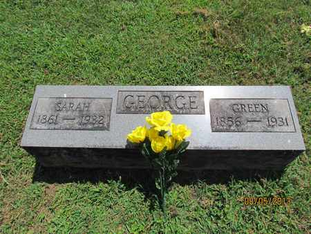 GEORGE, SARAH - Scioto County, Ohio | SARAH GEORGE - Ohio Gravestone Photos