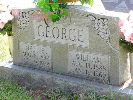 HILL GEORGE, NELL - Scioto County, Ohio | NELL HILL GEORGE - Ohio Gravestone Photos
