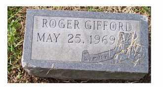 GIFFORD, ROGER - Scioto County, Ohio | ROGER GIFFORD - Ohio Gravestone Photos