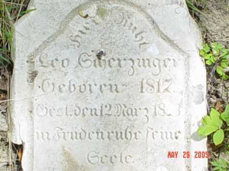 GIHERZINGER, LEO - Scioto County, Ohio | LEO GIHERZINGER - Ohio Gravestone Photos