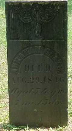 GLAZE, ABRAHAM - Scioto County, Ohio | ABRAHAM GLAZE - Ohio Gravestone Photos