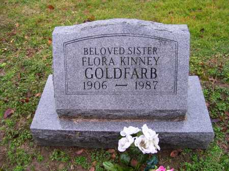 KINNEY GOLDFARB, FLORA - Scioto County, Ohio | FLORA KINNEY GOLDFARB - Ohio Gravestone Photos