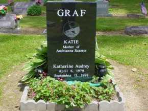 GRAF, KATHERINE AUDREY - Scioto County, Ohio | KATHERINE AUDREY GRAF - Ohio Gravestone Photos