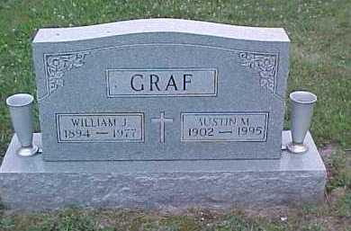 GRAF, AUSTIN M. - Scioto County, Ohio | AUSTIN M. GRAF - Ohio Gravestone Photos