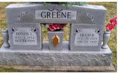 GREENE, DONZIE L. - Scioto County, Ohio | DONZIE L. GREENE - Ohio Gravestone Photos