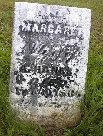 BOREN HANES, MARGARET - Scioto County, Ohio | MARGARET BOREN HANES - Ohio Gravestone Photos