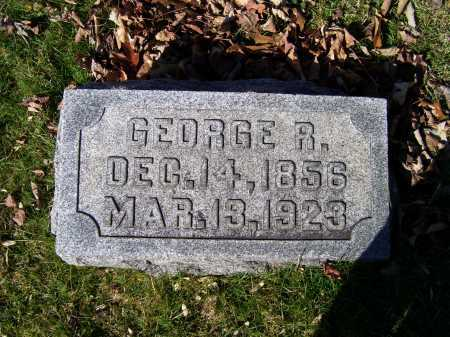 HAZELBAKER, GEORGE R. - Scioto County, Ohio | GEORGE R. HAZELBAKER - Ohio Gravestone Photos