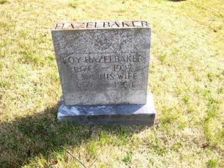 HAZELBAKER, ELMA - Scioto County, Ohio | ELMA HAZELBAKER - Ohio Gravestone Photos