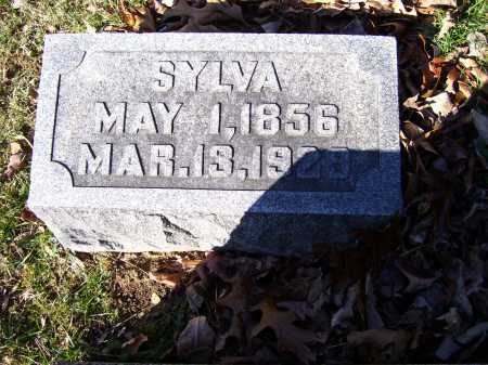 MCFARLAND HAZELBAKER, SYLVIA - Scioto County, Ohio | SYLVIA MCFARLAND HAZELBAKER - Ohio Gravestone Photos