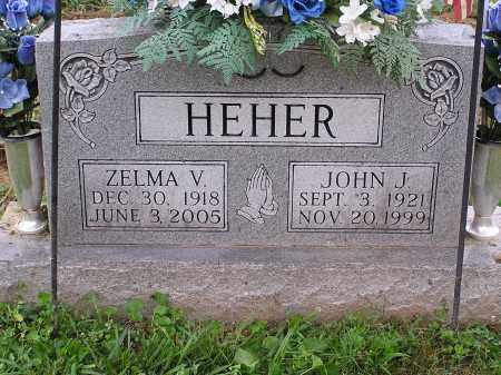 HEHER, JOHN - Scioto County, Ohio | JOHN HEHER - Ohio Gravestone Photos
