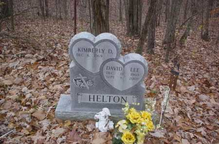 HELTON, DAVID LEE - Scioto County, Ohio | DAVID LEE HELTON - Ohio Gravestone Photos