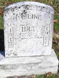 HILT, PAULINE - Scioto County, Ohio | PAULINE HILT - Ohio Gravestone Photos