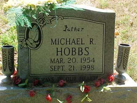 HOBBS, MICHAEL R. - Scioto County, Ohio | MICHAEL R. HOBBS - Ohio Gravestone Photos