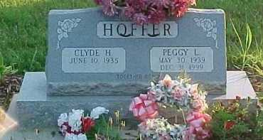 HOFFER, CLYDE H. - Scioto County, Ohio | CLYDE H. HOFFER - Ohio Gravestone Photos
