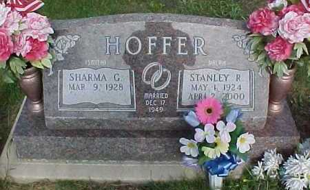 SMITH HOFFER, SHARMA G. - Scioto County, Ohio | SHARMA G. SMITH HOFFER - Ohio Gravestone Photos