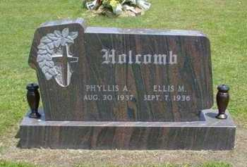 HOLCOMB, ELLIS M. - Scioto County, Ohio | ELLIS M. HOLCOMB - Ohio Gravestone Photos