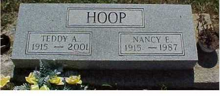 HOOP, TEDDY A. - Scioto County, Ohio | TEDDY A. HOOP - Ohio Gravestone Photos