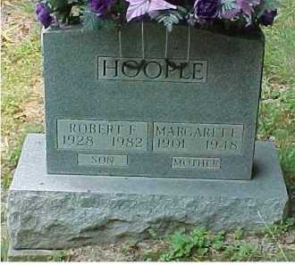 HOOPLE, ROBERT F. - Scioto County, Ohio | ROBERT F. HOOPLE - Ohio Gravestone Photos
