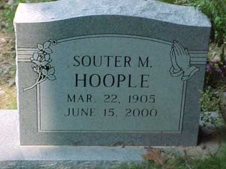 HOOPLE, SOUTER M. - Scioto County, Ohio | SOUTER M. HOOPLE - Ohio Gravestone Photos