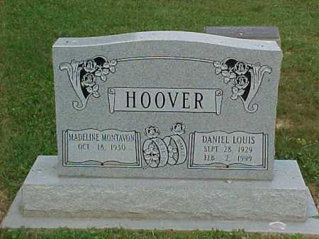 HOOVER, DANIEL LOUIS - Scioto County, Ohio | DANIEL LOUIS HOOVER - Ohio Gravestone Photos