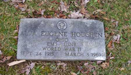 HOUCHEN, ALVA EUGENE - Scioto County, Ohio | ALVA EUGENE HOUCHEN - Ohio Gravestone Photos