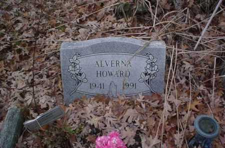 HOWARD, ALVERNA - Scioto County, Ohio | ALVERNA HOWARD - Ohio Gravestone Photos