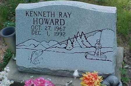 HOWARD, KENNETH RAY - Scioto County, Ohio | KENNETH RAY HOWARD - Ohio Gravestone Photos