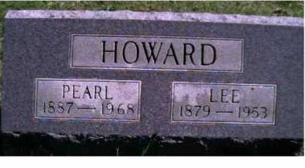 HOWARD, PEARL - Scioto County, Ohio | PEARL HOWARD - Ohio Gravestone Photos