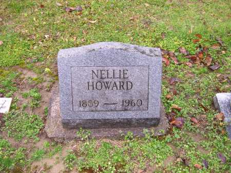 HOWARD, NELLIE - Scioto County, Ohio | NELLIE HOWARD - Ohio Gravestone Photos