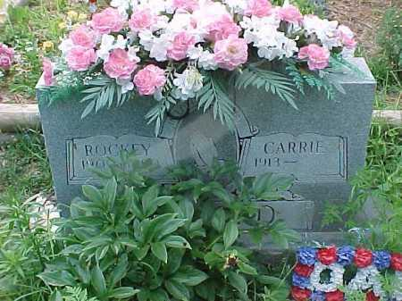 HOWARD, CARRIE - Scioto County, Ohio | CARRIE HOWARD - Ohio Gravestone Photos