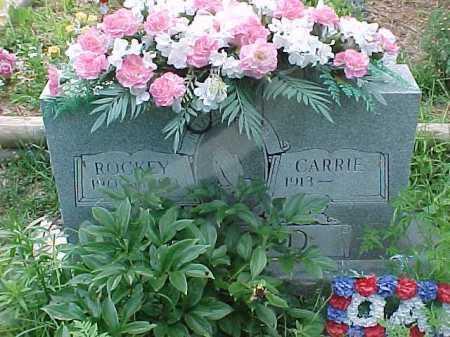 HOWARD, ROCKEY - Scioto County, Ohio | ROCKEY HOWARD - Ohio Gravestone Photos