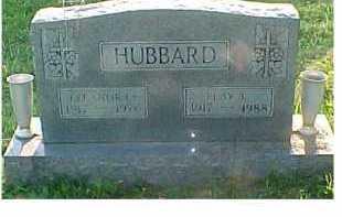 HUBBARD, FLAY A. - Scioto County, Ohio | FLAY A. HUBBARD - Ohio Gravestone Photos