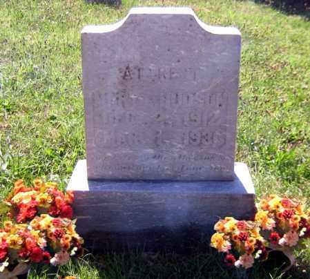 HUDSON, MARY LOUISE - Scioto County, Ohio | MARY LOUISE HUDSON - Ohio Gravestone Photos