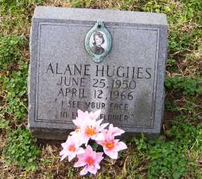 HUGHES, ALANE - Scioto County, Ohio | ALANE HUGHES - Ohio Gravestone Photos