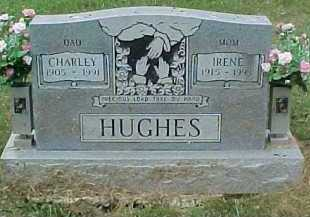 HUGHES, CHARLEY - Scioto County, Ohio | CHARLEY HUGHES - Ohio Gravestone Photos