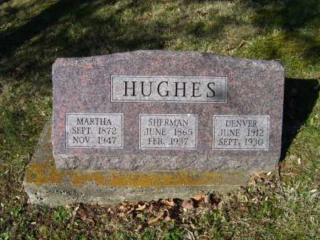 HUGHES, MARTHA - Scioto County, Ohio | MARTHA HUGHES - Ohio Gravestone Photos