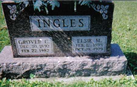 INGLES, GROVER C. - Scioto County, Ohio | GROVER C. INGLES - Ohio Gravestone Photos