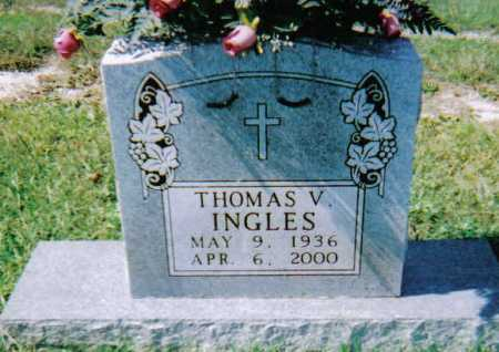 INGLES, THOMAS V. - Scioto County, Ohio | THOMAS V. INGLES - Ohio Gravestone Photos