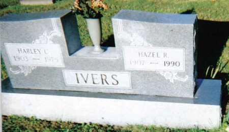 IVERS, HARLEY L. - Scioto County, Ohio | HARLEY L. IVERS - Ohio Gravestone Photos