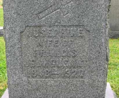 JEANGUENAT, FRANCIS - Scioto County, Ohio | FRANCIS JEANGUENAT - Ohio Gravestone Photos
